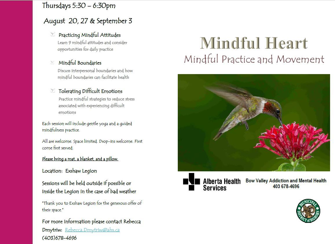 Mindful Heart Aug-Sept 2020